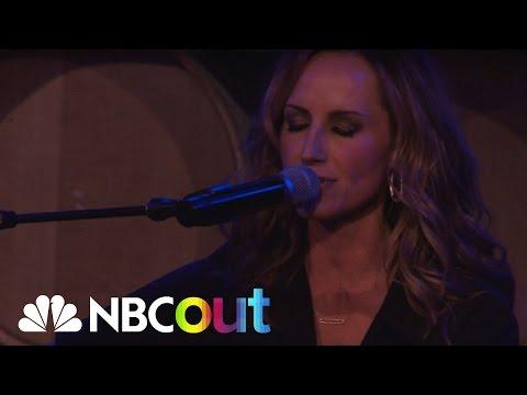 Chely Wright On New Album 'I Am The Rain,' Family Life | NBC Out | NBC News