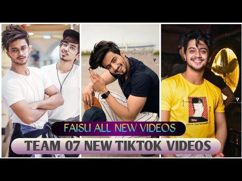 Faisu New Tik Tok | Latest Tik Tok Video Hasanain Faisu Adnaan Faiz Saddu | Team 07 Tik Tok