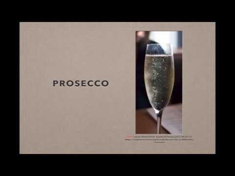 wine article Winecast Prosecco