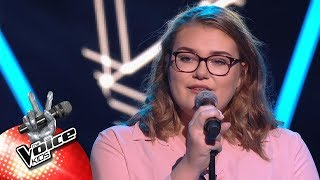 Charlotte - 'The Climb' | Blind Auditions | The Voice Kids | VTM