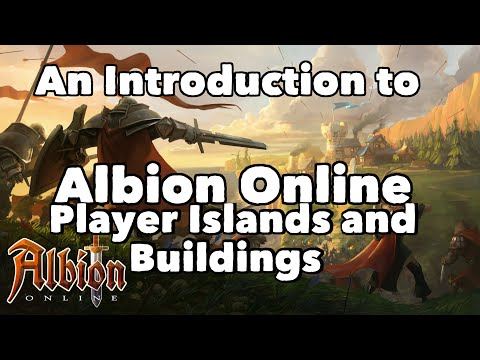Albion Online - Get your own Private Island!