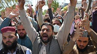 Caricatures du prophète : de violentes manifestations anti-françaises au Pakistan