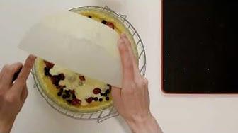 Gluteeniton marjapiirakka - Täydellinen maku!