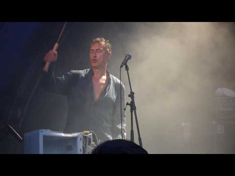 Gang of Four - He'd Send in the Army (Live in Malmö, 08/20/09)