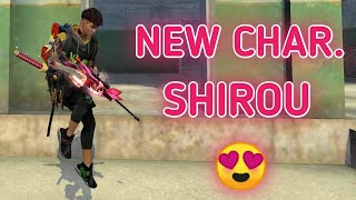 FIRST GAMEPLAY WITH NEW SHIROU CHARACTER ❤️ !!!!