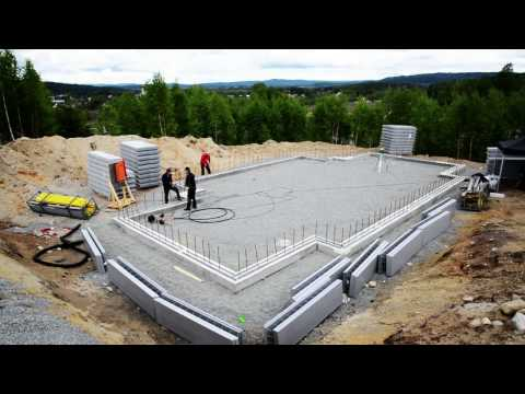 GLAVA mursystem, Trollveggen - Prosjekt Bjørkelangen