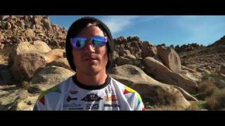 Kris Fox: BMX Rider