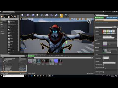 UE4 Tutorial - Importing Mixamo Models With Multiple Animations