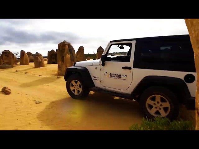 Australian 4WD Hire Socials Video