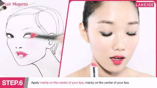 Kpop Star, Striking & Bold Look with Serum Intense Lipstick - Flair Magneta Thumbnail