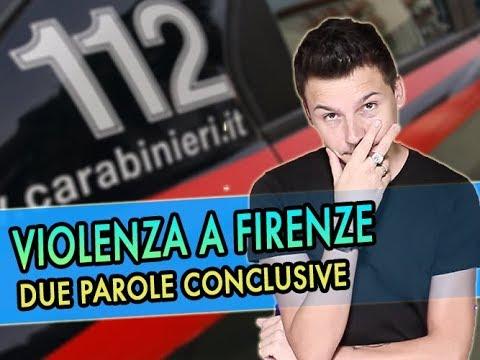 Due parole conclusive sui Carabinieri e le Studentesse a Firenze