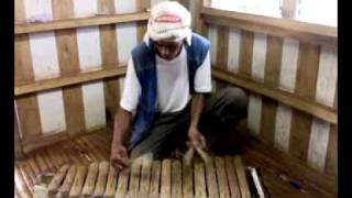 Mang Tidor and his Bamboo Kulintang 2