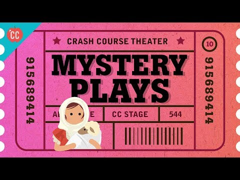 Get Outside and Have a (Mystery) Play: Crash Course Theater #10