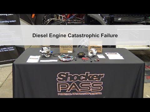 Diesel Engine Catastrophic Failure