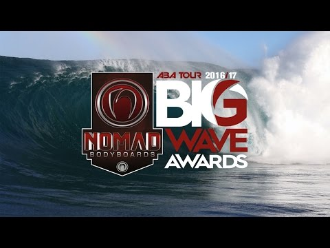 Emerald Presents 2016/17 Nomad Bodyboards Big Wave Awards -Entry #2 Cohen Thomas