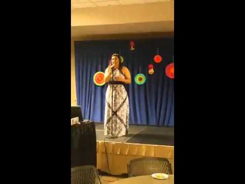 2016 Diversity Week-Karaoke and Dance: Selena Tribute #2