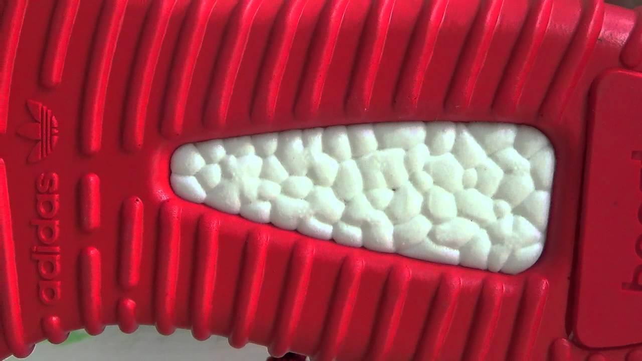 433d807c ... Authentic Adidas Yeezy Boost 350 All Red from kicksretro cn - YouTube  ...