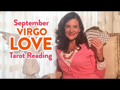 Trudy's VIRGO September Love Reading - INSIDE INFORMATION COMING THIS MONTH!