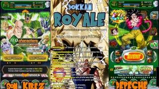 II DOKKAN ROYALE EN DIRECTO!! | DBZ Dokkan Battle En Español