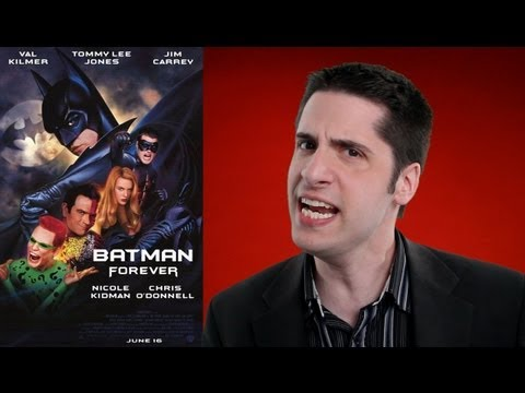 Batman Forever movie review