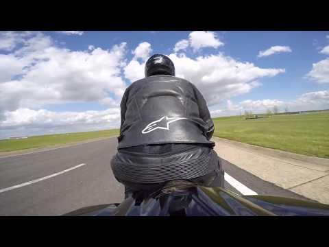 Bike Trackday, Advanced & Intermediate Group, Bedford Autodrome. 03/05/2016