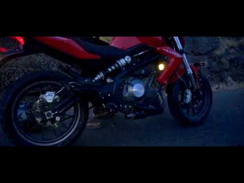Benelli TNT300 Without Exhaust