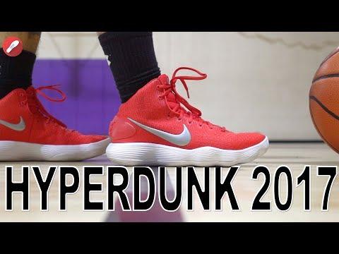 Nike Hyperdunk 2017 Performance Review!