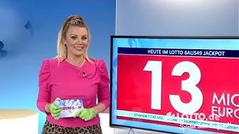 Ziehung der Lottozahlen vom 01.04.2020