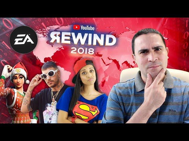 Youtube Rewind, Fortnite & Άλλα! (Το Σόου Χωρίς Όνομα #2)