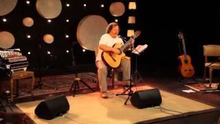 CARLOS BENAVIDES - COMO UN JAZMÍN DEL PAÍS (HD) // Autores En Vivo // Ciclo Folclore
