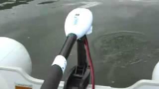 Лодочные электромоторы Haswing Osapian(Подвесные лодочные электромоторы Haswing серии Osapian. Демонстрация органов управления и тяговых характеристик...., 2011-05-12T08:43:09.000Z)