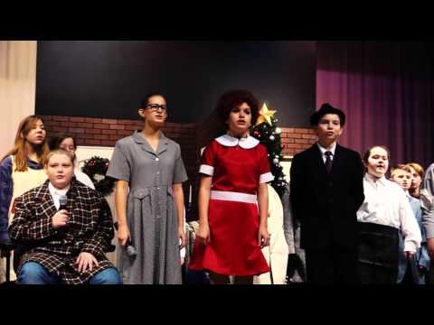 River Valley Marion Ohio Musical Annie 01/16/16 and 01/17/16