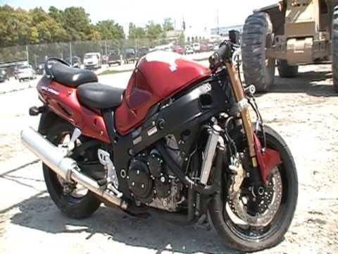 26294 '07 Suzuki GSXR1300R