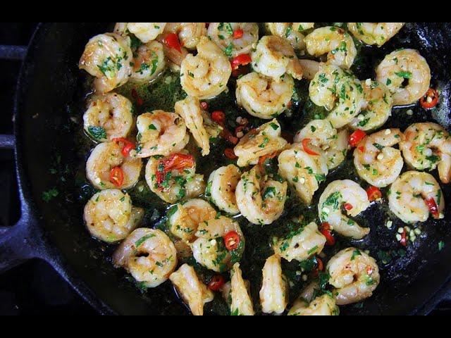 Compound Butter Shrimp #TastyTuesdays   CaribbeanPot.com