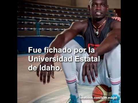 Ajak Magot – Liga Nacional de Baloncesto Ecuador