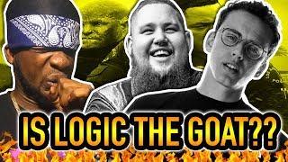 Logic Broken People Ft Ragnbone Man Reaction