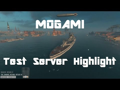 Highlight: Mogami Gameplay, New Horns, Port & New Containers