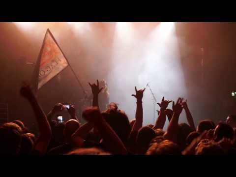 KREATOR - Flag Of Hate, Live @ The Forum, London, 02.03.2017