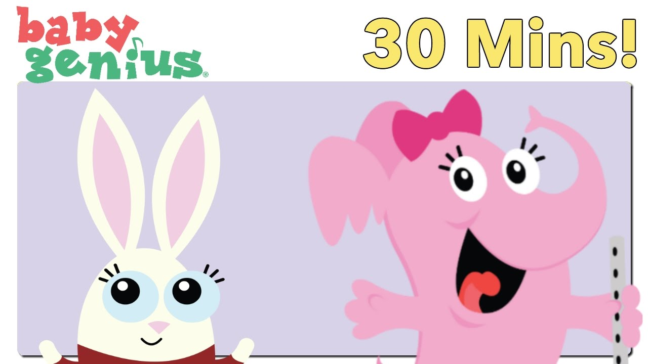 Baby Animals Songs 30 Minutes Full DVD Sing Along