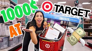 I WASTED $1000 AT TARGET! 🎯| Mar