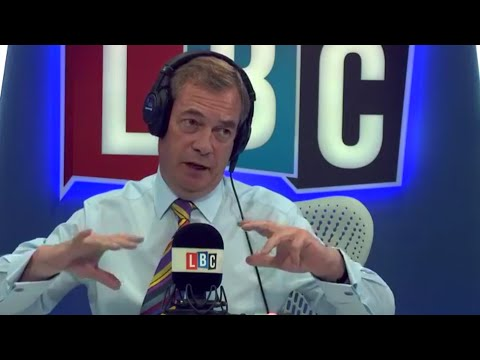 The Nigel Farage Show: Public Sector Workers. Live LBC - 28th June 2017