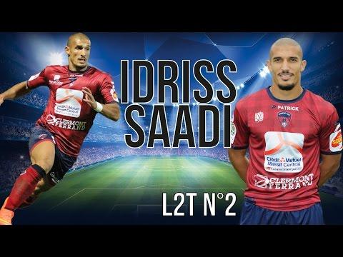 IDRISS SAADI 2014-2015 [HD] Buts, Passes , Dribbles [L2T N°2]