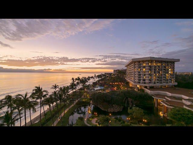 Hyatt Regency Maui Resort & Spa rooms & culinary scene