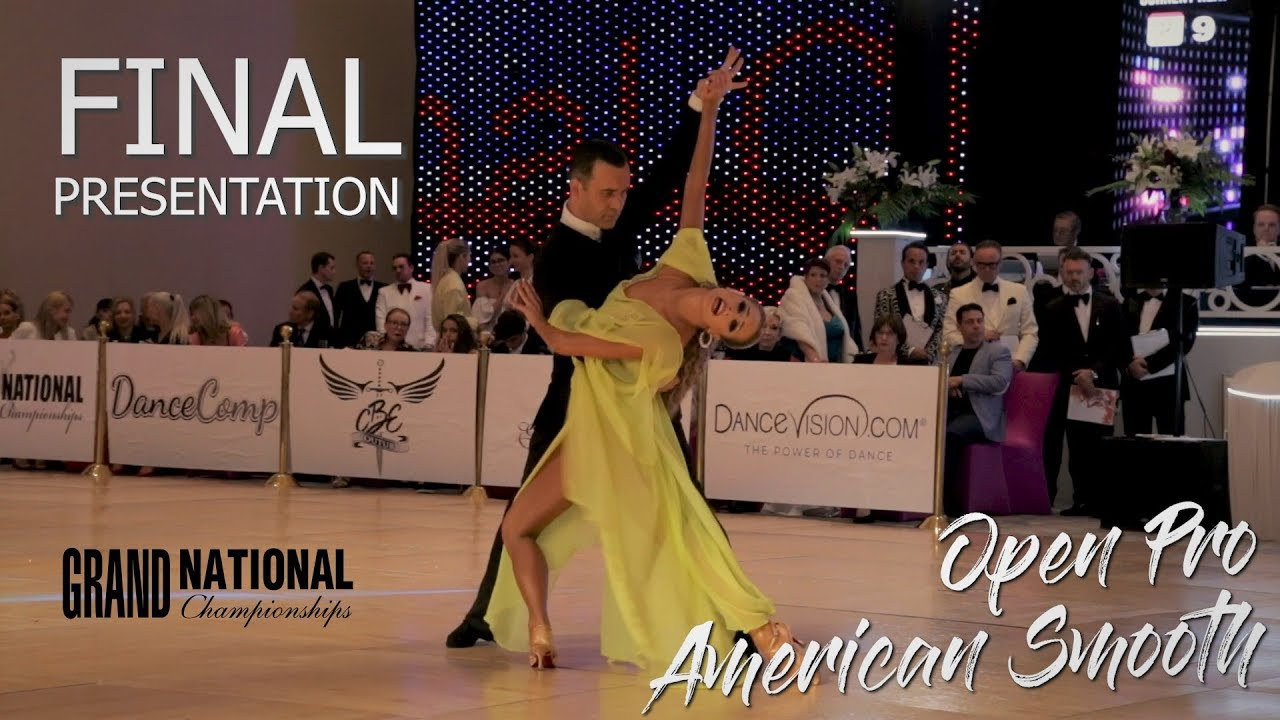 Open Pro American Smooth I Final Presentation I Grand National 2019
