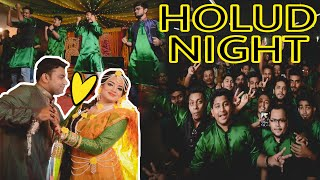 Download Video Best Ever Holud Dance 2017(Hasan's Holud) MP3 3GP MP4