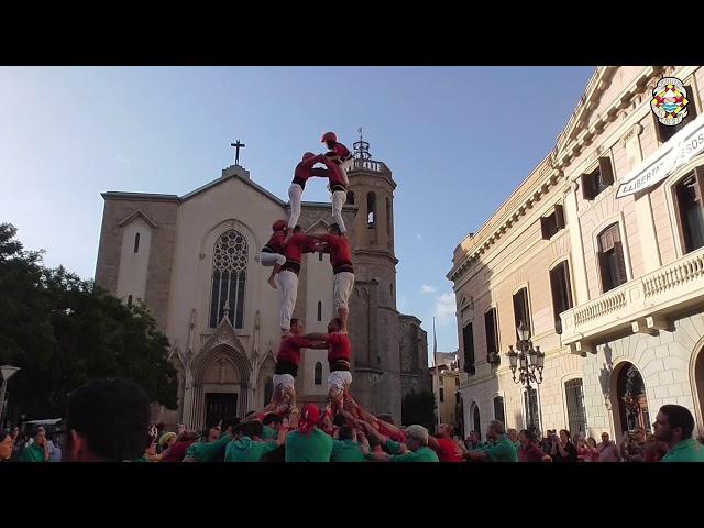 2d6 Castellers Alt Maresme @ Sabadell (08/06/2019)