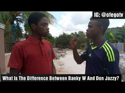 The Difference Between Banky W And Don Jazzy