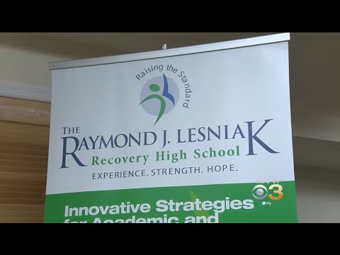 Unique High School Helps Teens Battling Drug, Alcohol Addiction