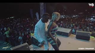 Mbosso live perfomance Tamu Iringa Wasafi festival 2019