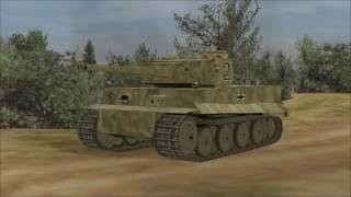 Battle of Villers Bocage - Panzer Elite Ostpak Redux
